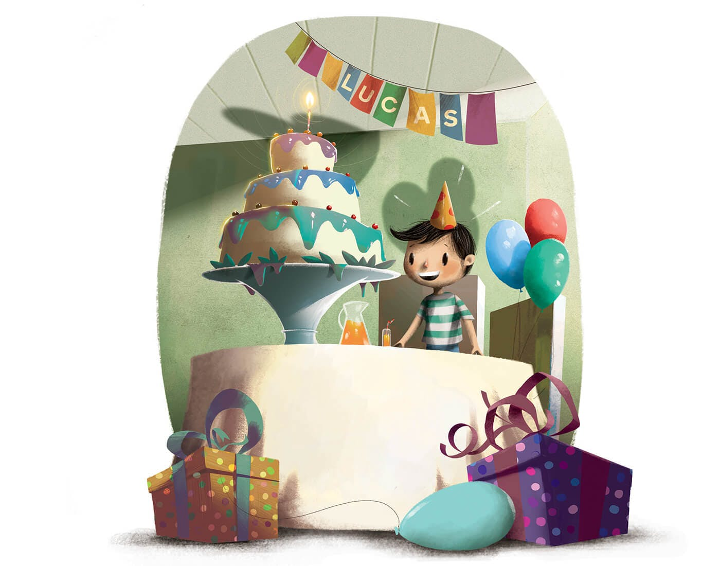 El ladrón de cumpleaños
