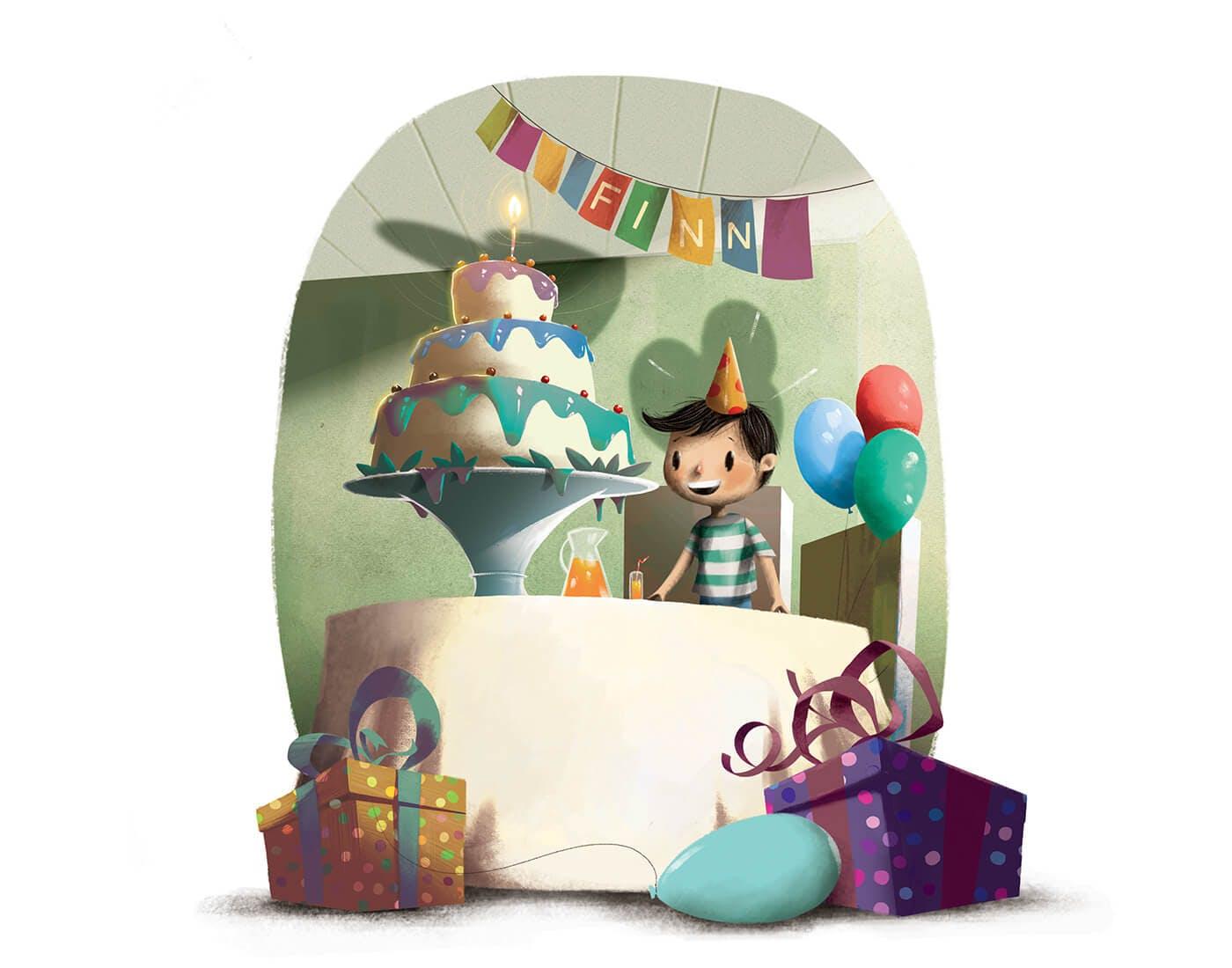 De Verjaardagdief