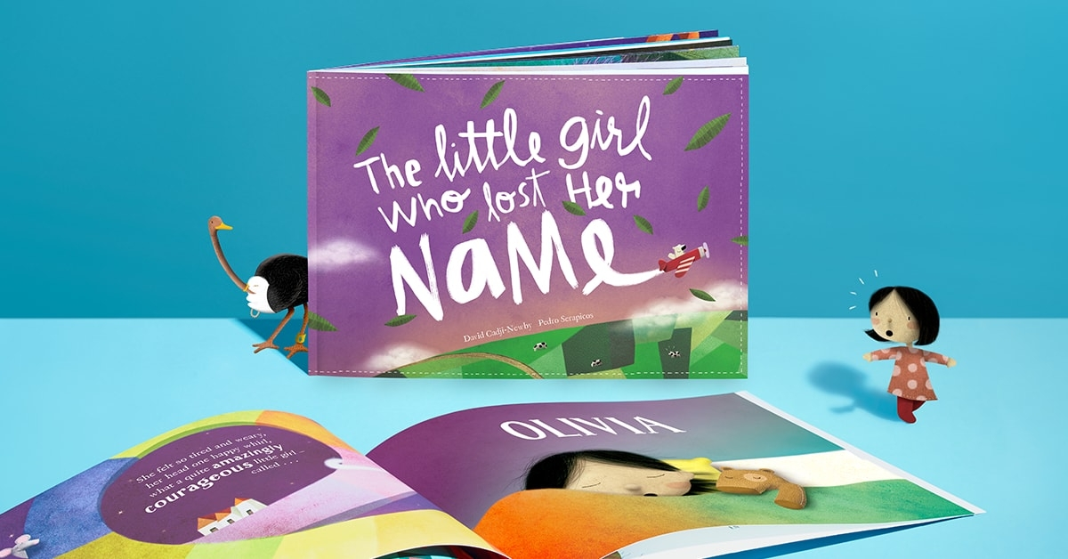 The Little Boy Or Girl Who Lost Their Name