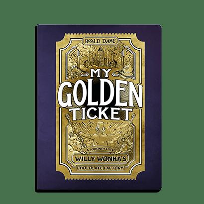 My Golden Ticket Book