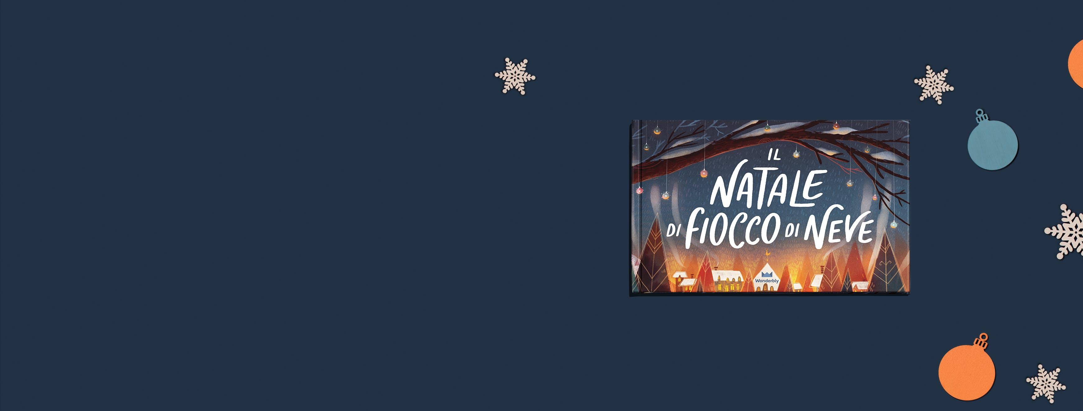 Il Natale di Fiocco di Neve