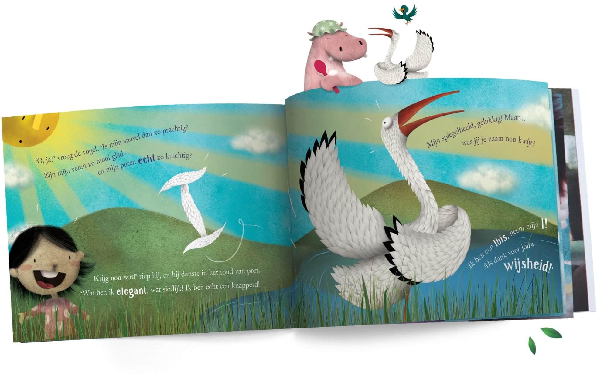 862cc1824d9 Wat Een Pech, Mijn Naam Is Weg! | Wonderbly | Kinderboek