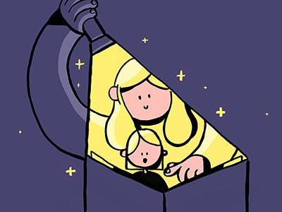 7 façons de rendre les histoires du soir encore plus magiques