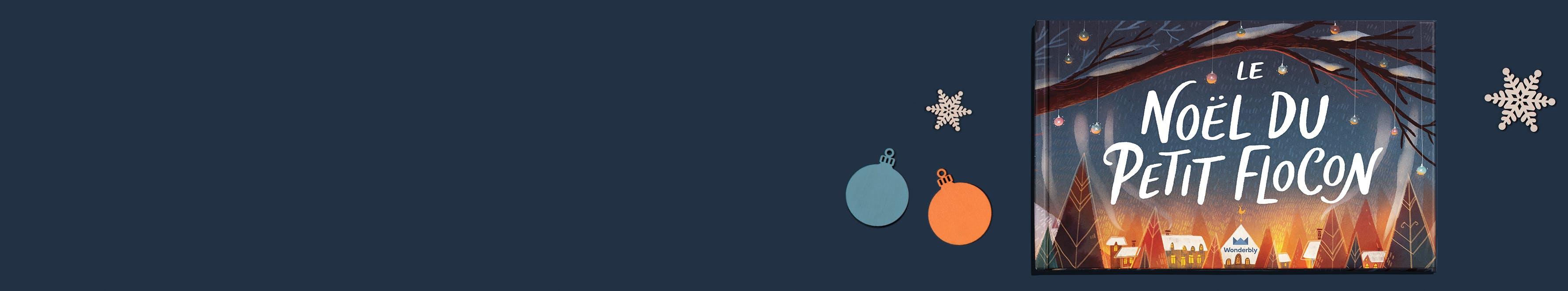 Le Noël du petit flocon