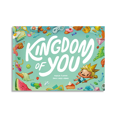 The Kingdom of You Book